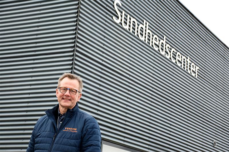 Anders G Christensen sundhedscenter