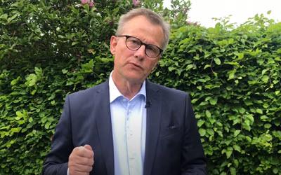 Grundlovstalen 2020 ved Anders G. Christensen